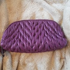 Coach Bags - Coach Quilted nylon clutch